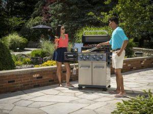 Grill na gaz ziemny Broil King Regal S490 PRO (996346PL)