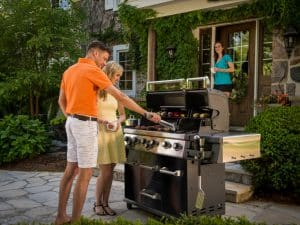 Grill gazowy Broil King Imperial XL Black (997783PL)